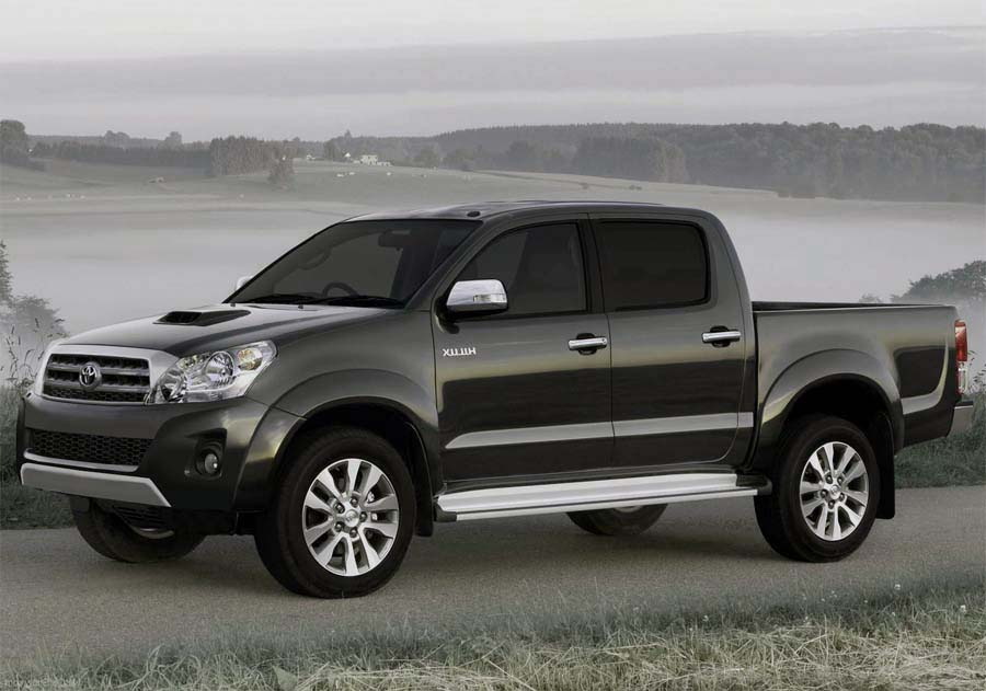 toyota hilux 2015 prensa econ mica. Black Bedroom Furniture Sets. Home Design Ideas