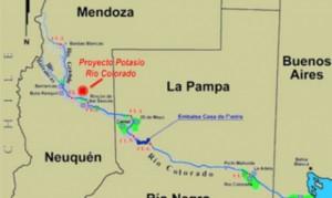 Yacimiento Malargüe, Mendoza, el mayor de Sudamérica.