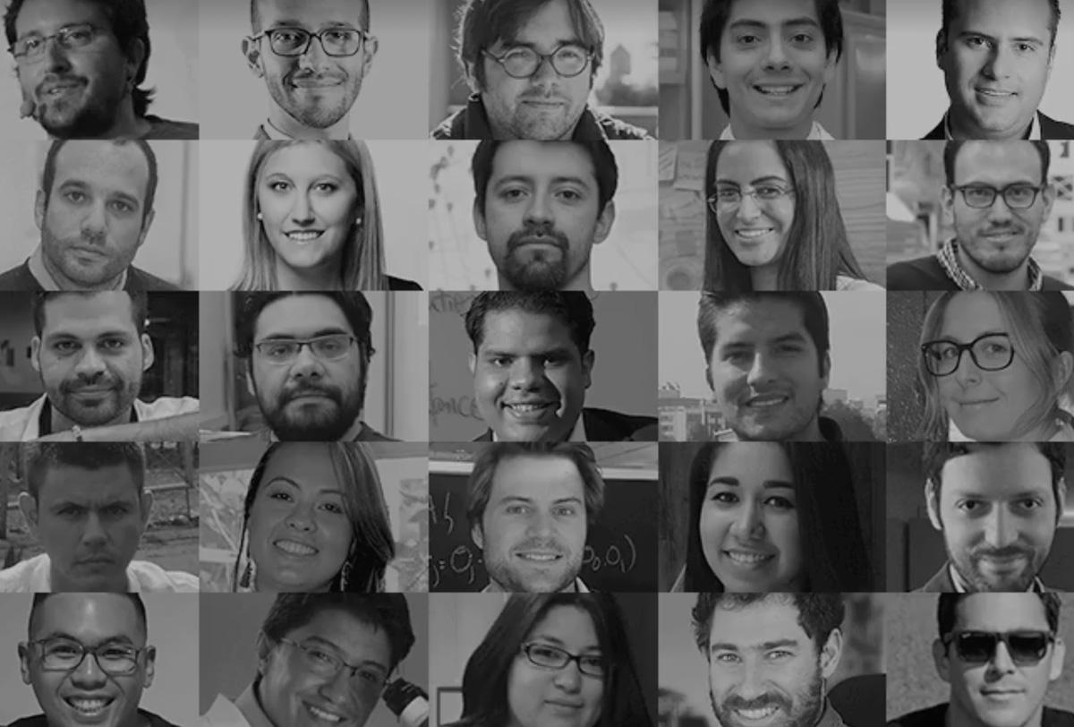 Las 35 promesas jóvenes de América Latina