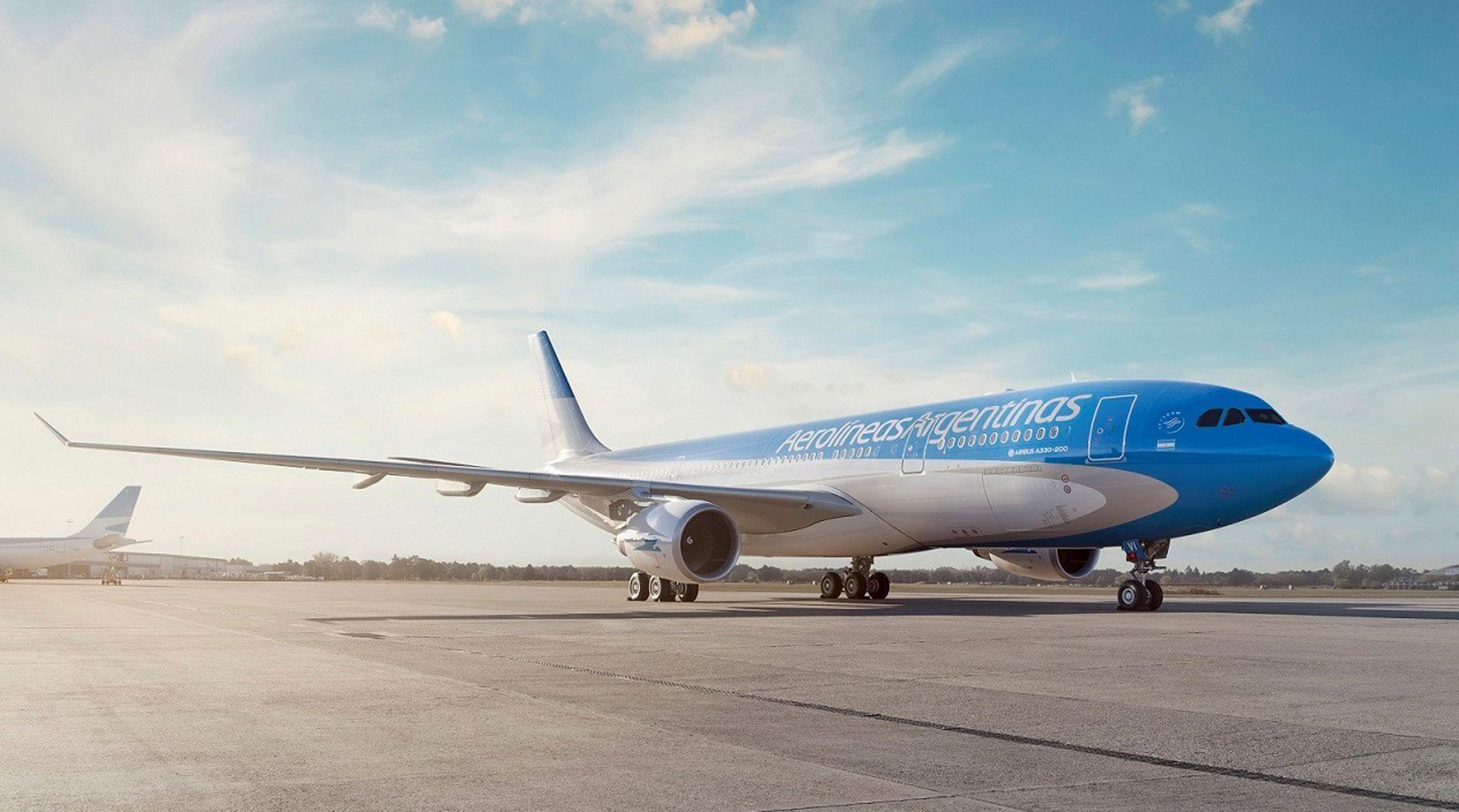Innovación de Aerolíneas Argentinas