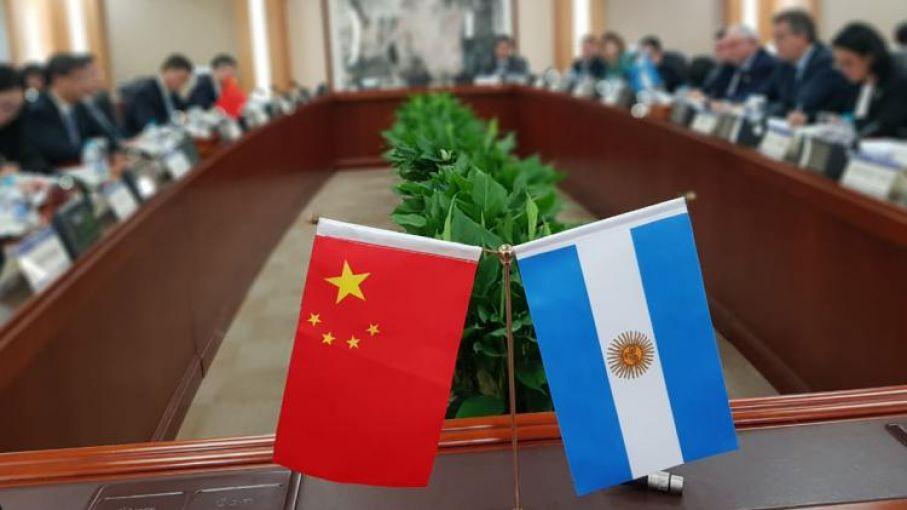 La innovación argentina es líder en China