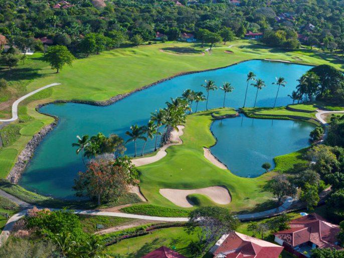 El mejor golf llega a Dominicana