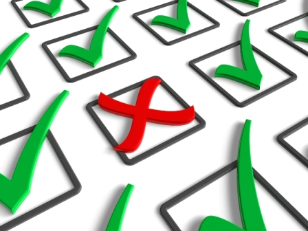 Prueba y Error: ¿Hay que preocuparse?