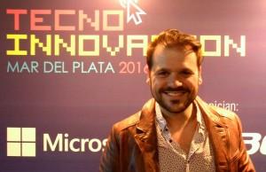 Maximiliano Gonzalez Kunz, CEO de Grupo Nucleo.