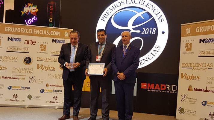 Santiago del Estero reconocida en España