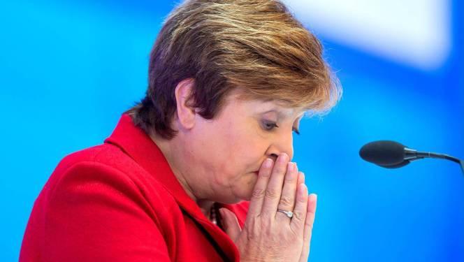 """Kristalina Georgieva: """"La pandemia causará la mayor crisis desde la Gran Depresión"""""""