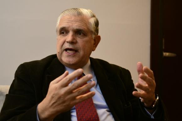 """López Murphy: """"Vamos a una caída de la actividad similar a la crisis del 30"""""""