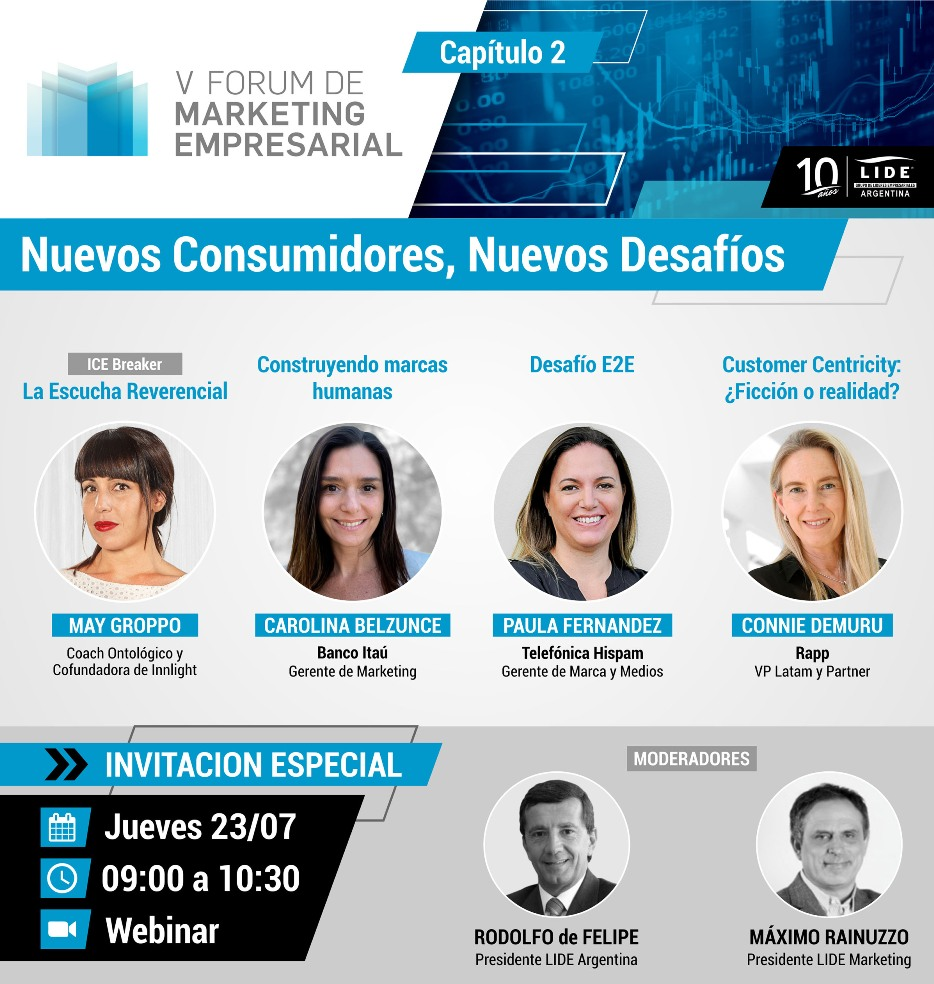 V FORUM DE MARKETING EMPRESARIAL | Capítulo 2